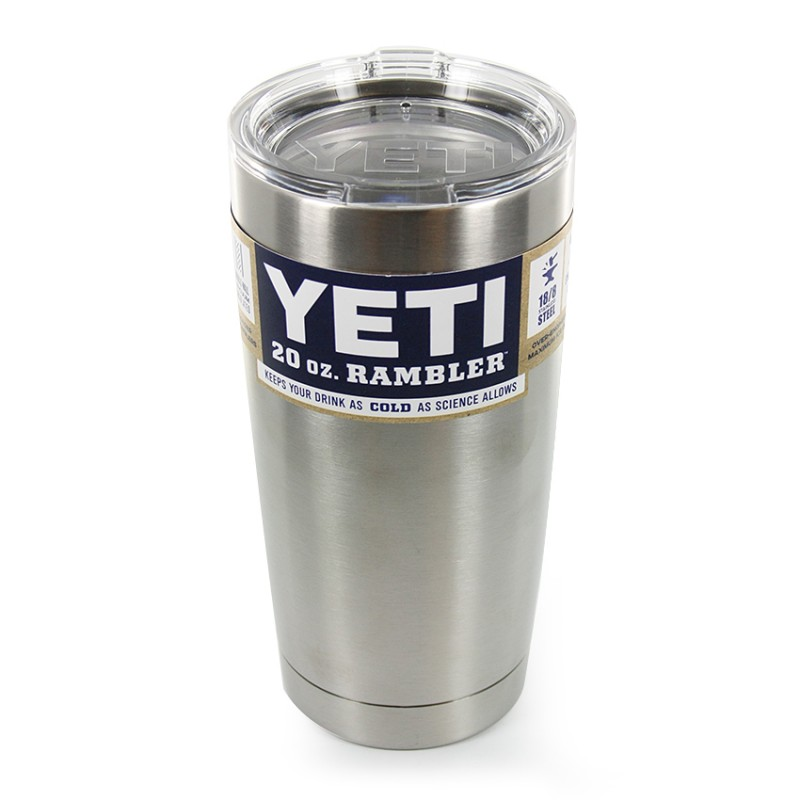 VASO YETI 20 OZ ACERO INOXIDABLE